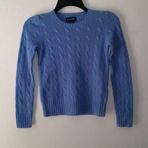 Ralph Lauren kids cable sweater